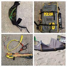 North Rebel 10 Metre Kite Boarding Set