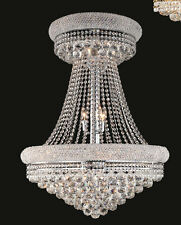 World Capital Limited Edition 28x36 15 Light Crystal Chandelier Ceiling light Ch