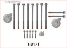 Engine Cylinder Head Bolt Set ENGINETECH, INC. HB171