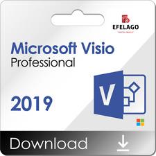 Microsoft Visio Professional 2019 Produktschlüssel - PC I Rechnung I Online