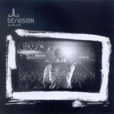 DE/VISION - LIVE 95 & 96 2 CD NEW+