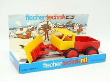 Fisher Technik 20cm - Camion Chasse Neige