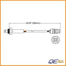 Oxygen Sensor Walker 25024810 For: BMW E36 E38 E39 323is 328is 528i M3 Z3 86-02