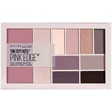 Maybelline The City Kits All-in-One Eye & Cheek Palette ~ 160 Pink Edge, 0.42 oz