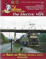 ARROW: Oct-Dec 2014 publication, NORFOLK & WESTERN Railroad Historical Society