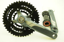 SRAM X7 10 SPEED TRIPLE CHAINWHEEL CHAINSET 175mm GXP PRESS FIT BB 44/33/22 RRP