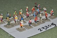 15 mm SciFi/Human-Zombies 20 figures-INF (23805)