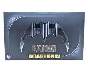 NECA Batman 1989 Movie Batarang Replica w/ Stand Walmart Exclusive Factory Seal