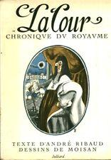 Livre ancien la cour chroniqve dv royavme André Ribaud book