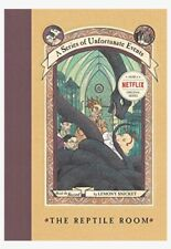 Treehousecollections: A Series of Unfortunate Events - The Reptile Room Book