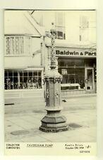 pp1299 - Faversham Pump - Pamlin postcard