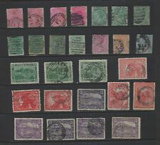 Australia- States-Selection-Cancel Shade Study-Used-Vf-#200