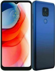 Motorola Moto G Play (2021) - 32GB - Misty Blue (Cricket Wireless ONLY)