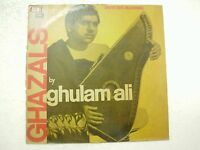 GHULAM ALI GHAZALS BY 1971 RARE LP RECORD Orig vinyl india hindi GHAZAL EX