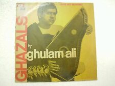 GHULAM ALI GHAZALS BY 1971 RARE LP RECORD Orig vinyl india hindi GHAZAL EX