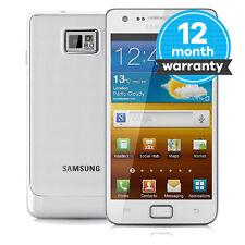 Samsung Galaxy S II - I9100 - 16GB - White (Vodafone) Smartphone Good Condition
