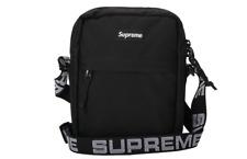 Supreme Black SS18 Shoulder/Fanny Bag/Pack  . FAST Free Shipping!