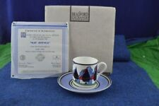 Multi Pottery Cups & Saucers 1980-Now Date Range