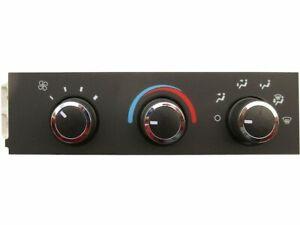 For 2008-2020 Chevrolet Express 2500 HVAC Control Panel AC Delco 24294ZB 2017