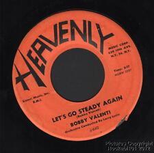1961 Bobby Valenti Teen 45 (Let s Go Steady Again / Love Love Love)