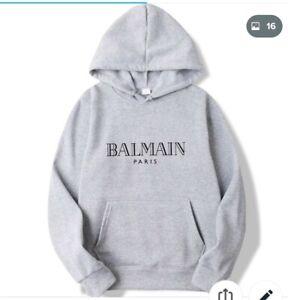 FELPA STILE BALMAIN TG S