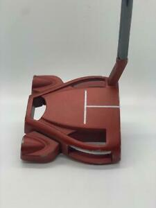 TaylorMade Spider Tour Red T-Sightline Putter, Good Condition, Right (35 Inch)