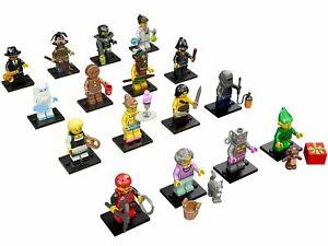 Lego minifigures serie 11, lego collezionabili serie 11  scegli il personaggio