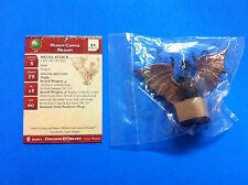 Dungeons & Dragons Miniatures Medium Copper Dragon 20/60 SEALED