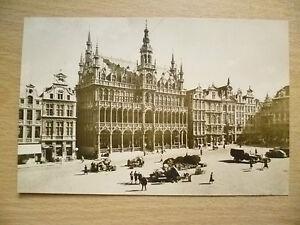POSTCARD- BRUXELLES, MAISON DU ROI (BRUSSELS MAISON DU ROI)