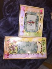 Born To Shop Picture Frame And Memo Board Nib