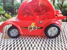 Hamster Gerbil Small Animal Exercise Wheel Race Car Super Pet Cruiser Red #95