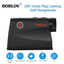 800 Yards Golf Rangefinder LED Indicator IP54 Replaceable Battery High-Precision