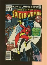 Spider-Woman 1 FN/VF 7.0 * 1 Book * New Jessica Drew Origin! Carmine Infantino!