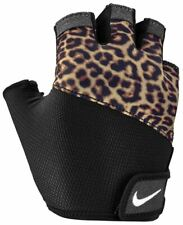 Nike Womens Gym Elemental Fitness Gloves - Gold/White - S/M/L/XL