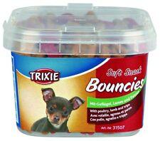 Hundesnack TRIXIE Soft Snack Bouncies 140g Geflügel Lamm Pansen 31507