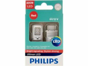 For 2008-2009 Ford Taurus Tail Light Bulb Philips 84797PX Ultinon LED - Red