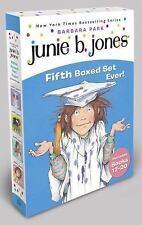 Junie B. Jones's Fifth Boxed Set Ever! by Barbara Park (2008, Paperback /...