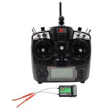 Flysky FS-TH9X 2.4Ghz 8CH RC Transmitter & IA10B Receiver for FPV Drone Quad