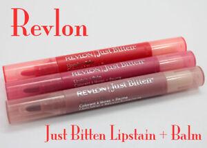 "Revlon Just Bitten Lip stain Plus Balm, ""You Choose"""