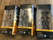 Star Wars Black Series Clone Wars Cad Bane Loyalist Super Commando Walmart