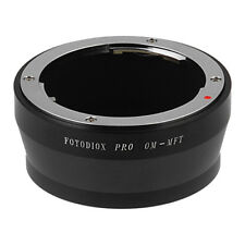 Fotodiox Pro Lens Adapter Olympus Zuiko (OM) 35mm Lens to Micro Four Thirds