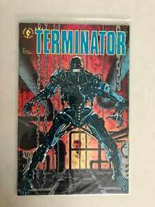 "Dark Horse Comics ""THE TERMINATOR"" Vol 1 #4 November 1990"