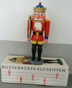 Nussknacker aus Seiffen ,Vero expertic aus dem Erzgebirge mit original Karton
