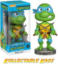 Teenage Mutant Ninja Turtles (TMNT) - Leonardo Wacky Wobbler Bobble Head