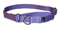 Martingale Collar Medium Dogs, Fits 25-41cm, 3/4 inch and 1 inch webbing width