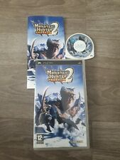 Monster Hunter Freedom 2 PSP - Game Sony PlayStation Portable UMD