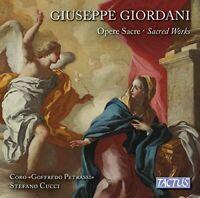 Coro 'Goffredo Petrassi' - Gioradani:Sacred Works [Coro 'Goffredo [CD]