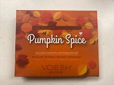 Voesh Pumpkin Spice Pedi In A Box 2 Count 4 Step Pedicure Kits Fabfitfun Fall