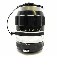 Nikon F Fixed/Prime Camera Lenses 135mm Focal
