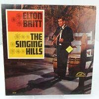 Elton Britt The Singing Hills LP Record Album Vinyl